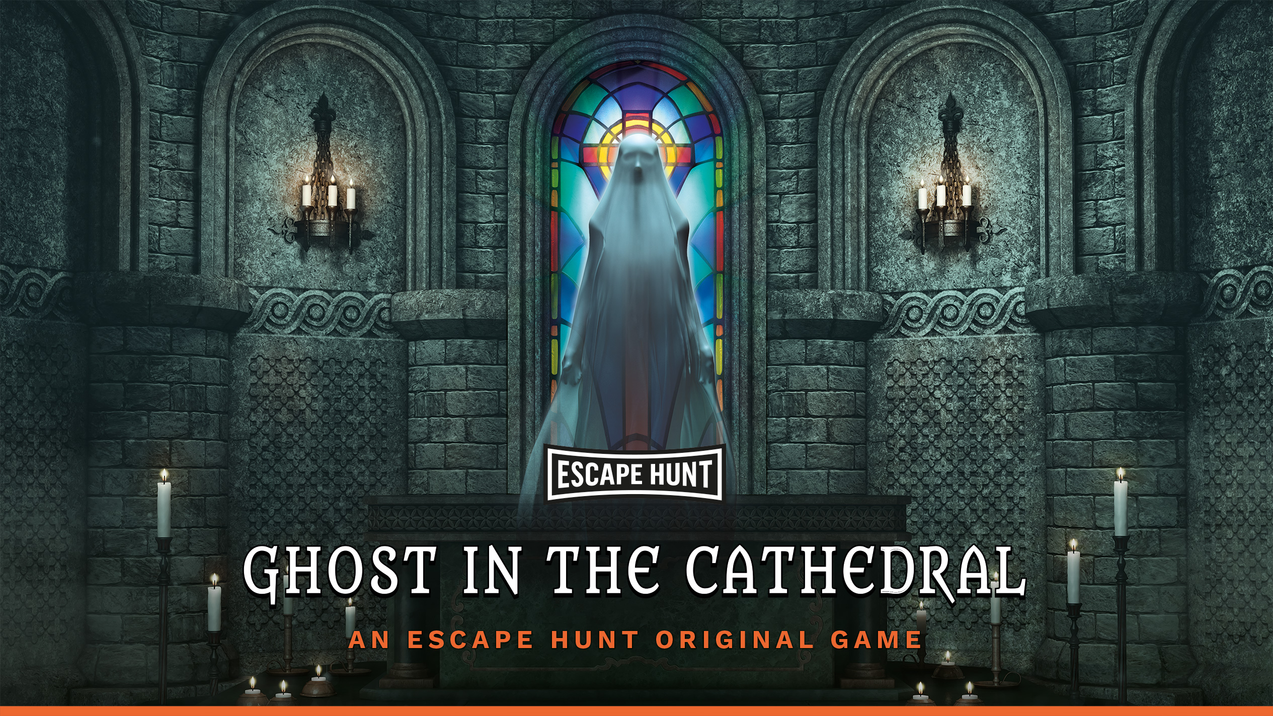 Escape Hunt Clermont Ferrand - Escape Game Clermont Ferrand Ghost in the Cathedral