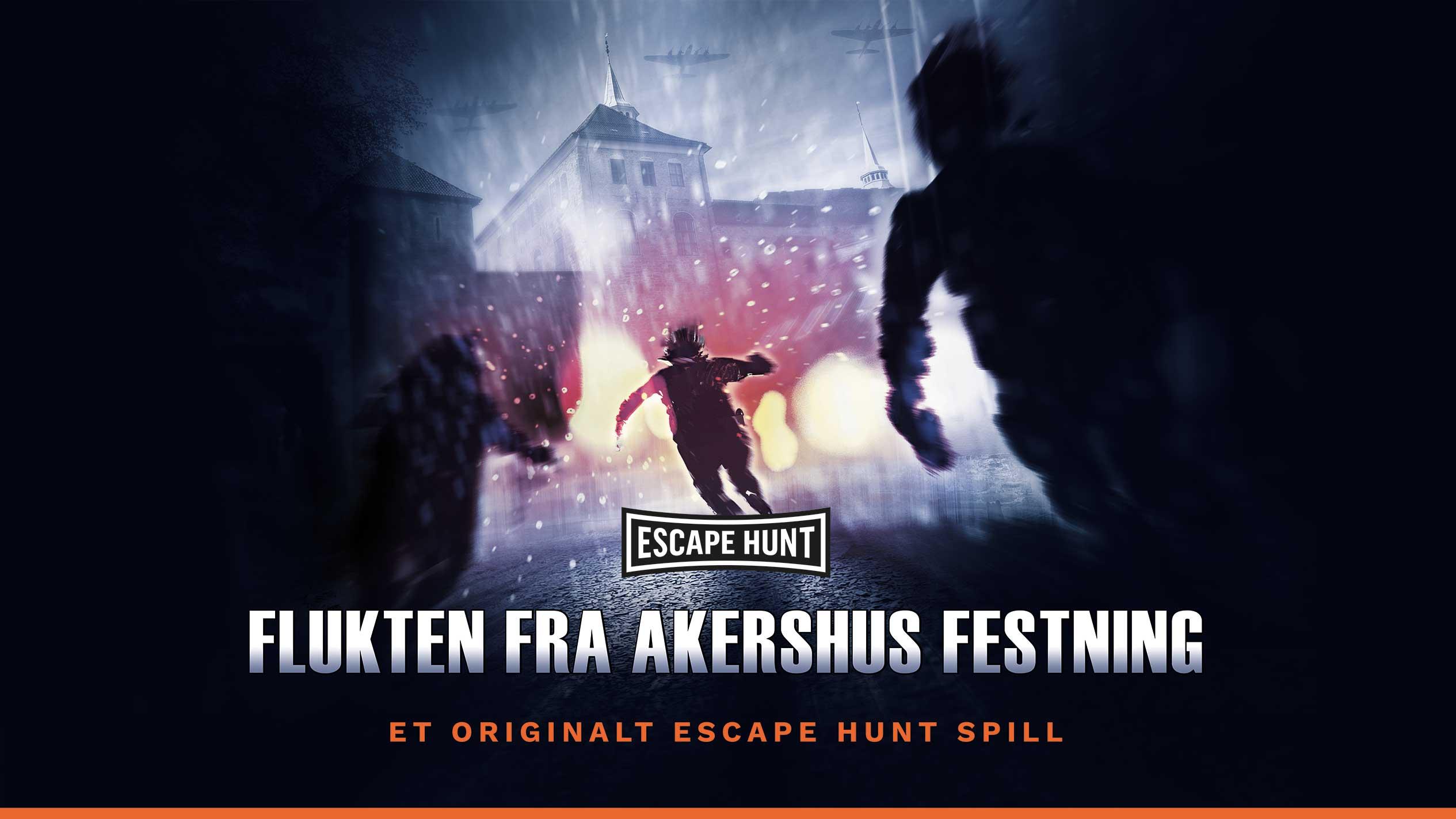 Escape Room Trondheim sentrum Escape Hunt Flukten fra Akershus Festning