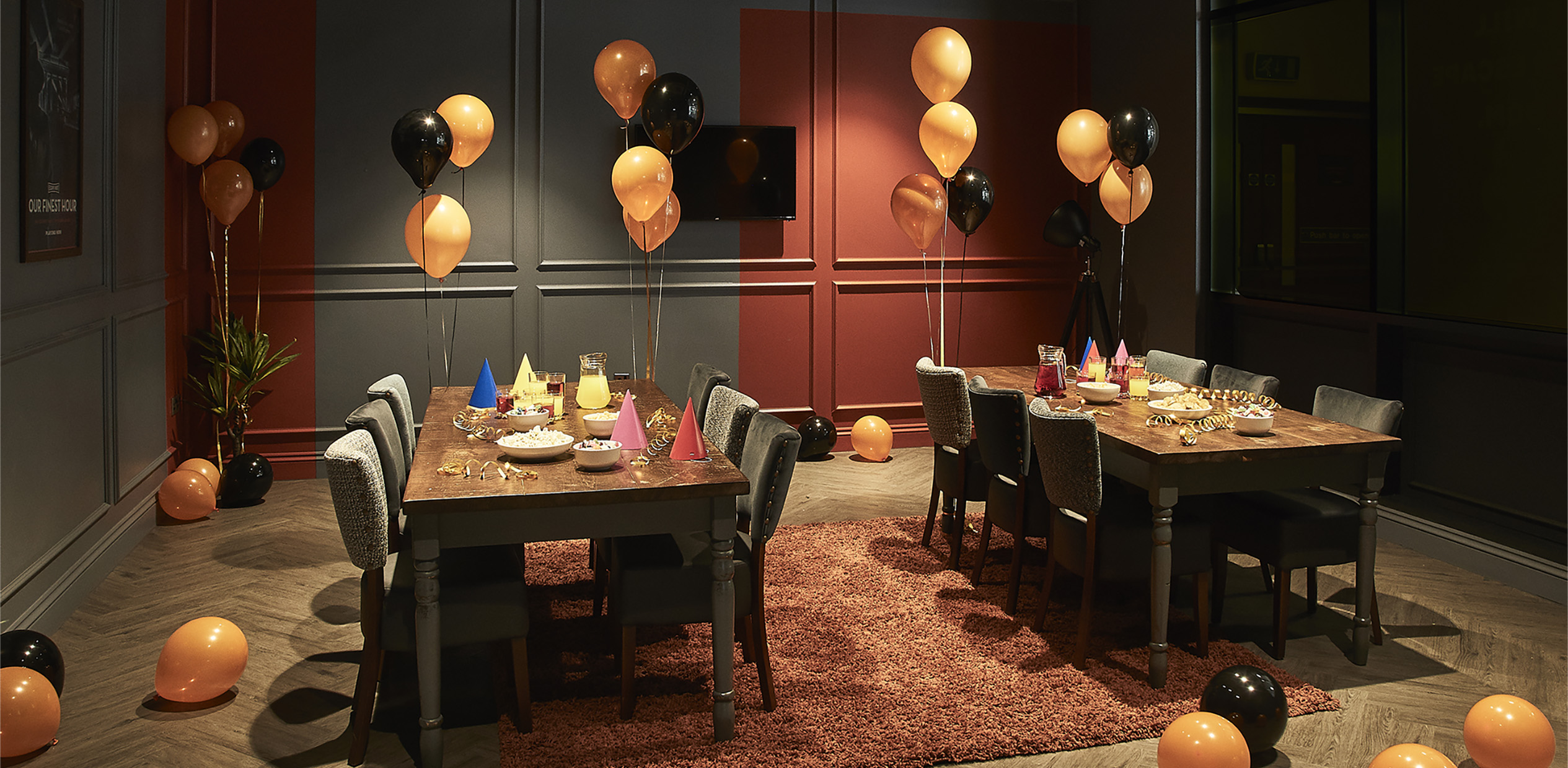 Birthday Parties Escape Room Birthday Party Ideas Escape Hunt Kuwait