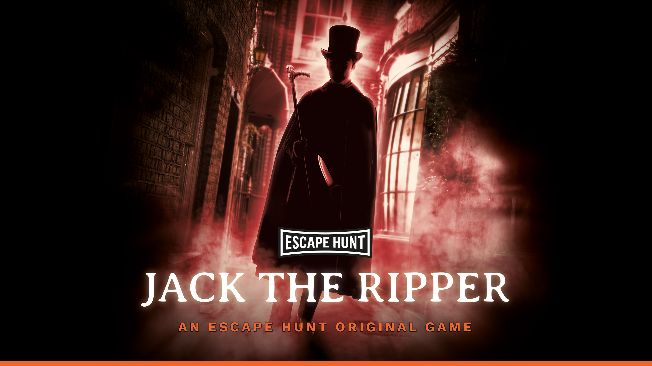 Jack The Ripper - Live Escape Room Game | Escape Hunt Monterrey