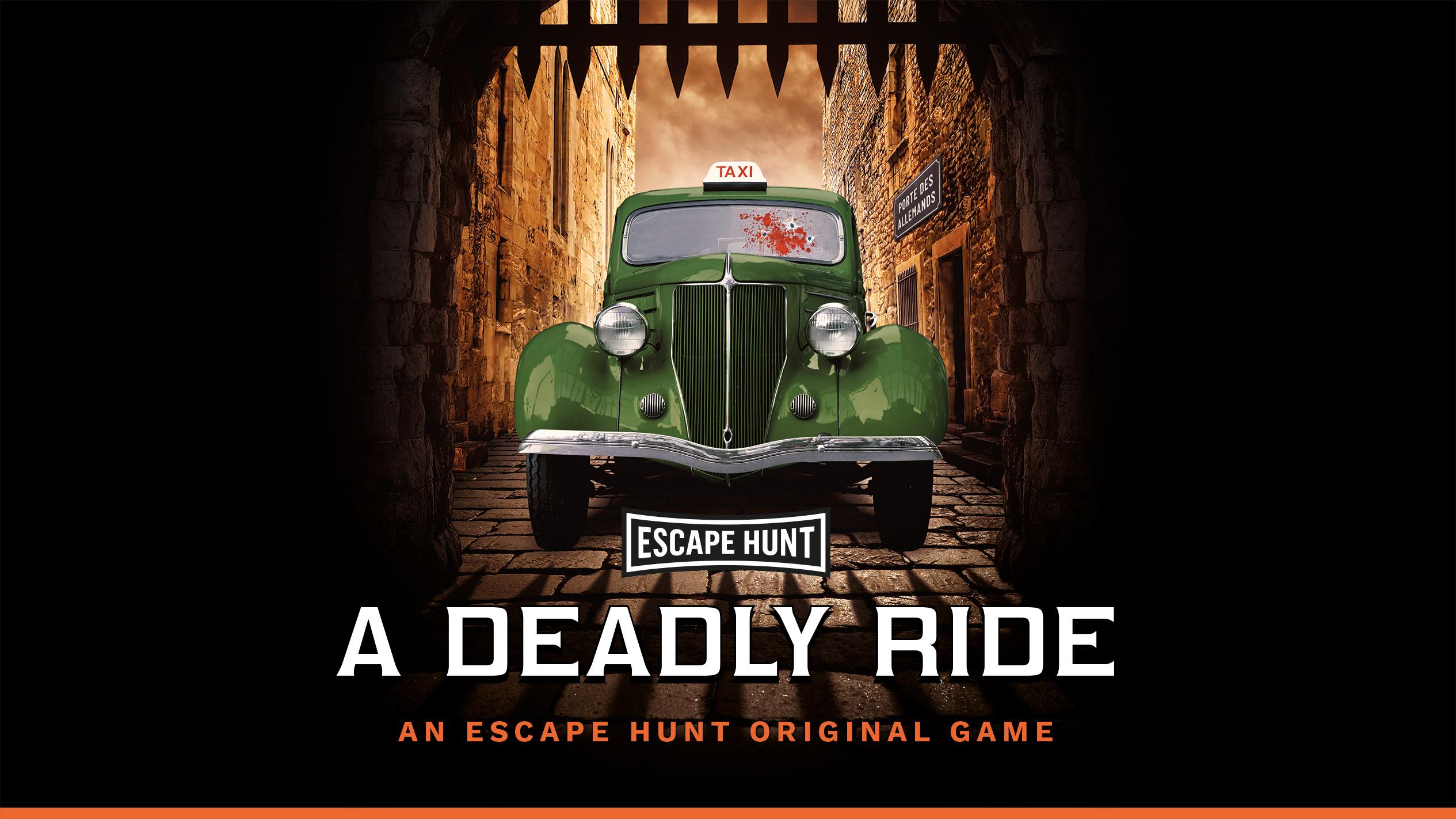 Escape Game Metz - A Deadly Ride