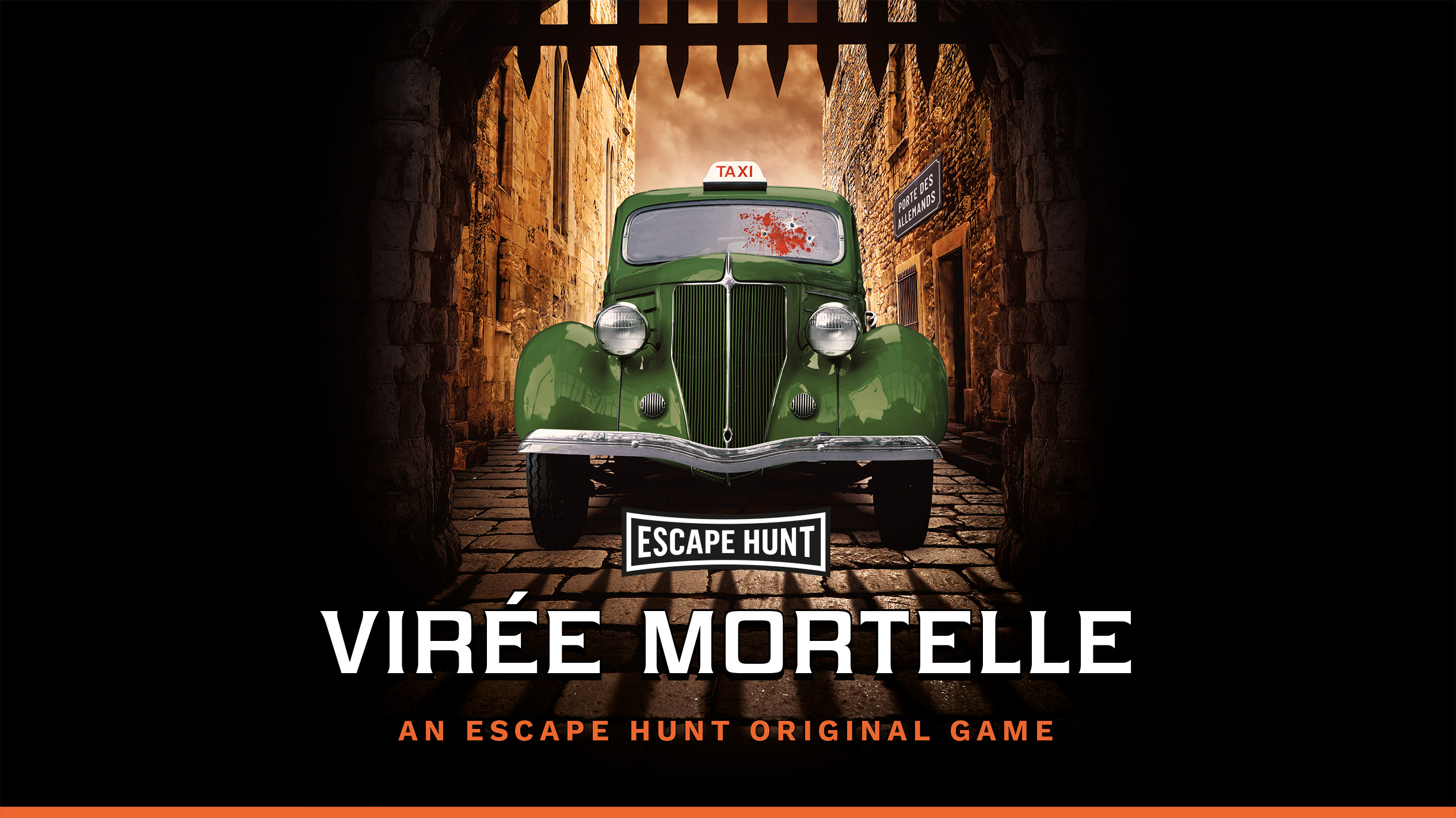 Escape Game Metz - Virée Mortelle