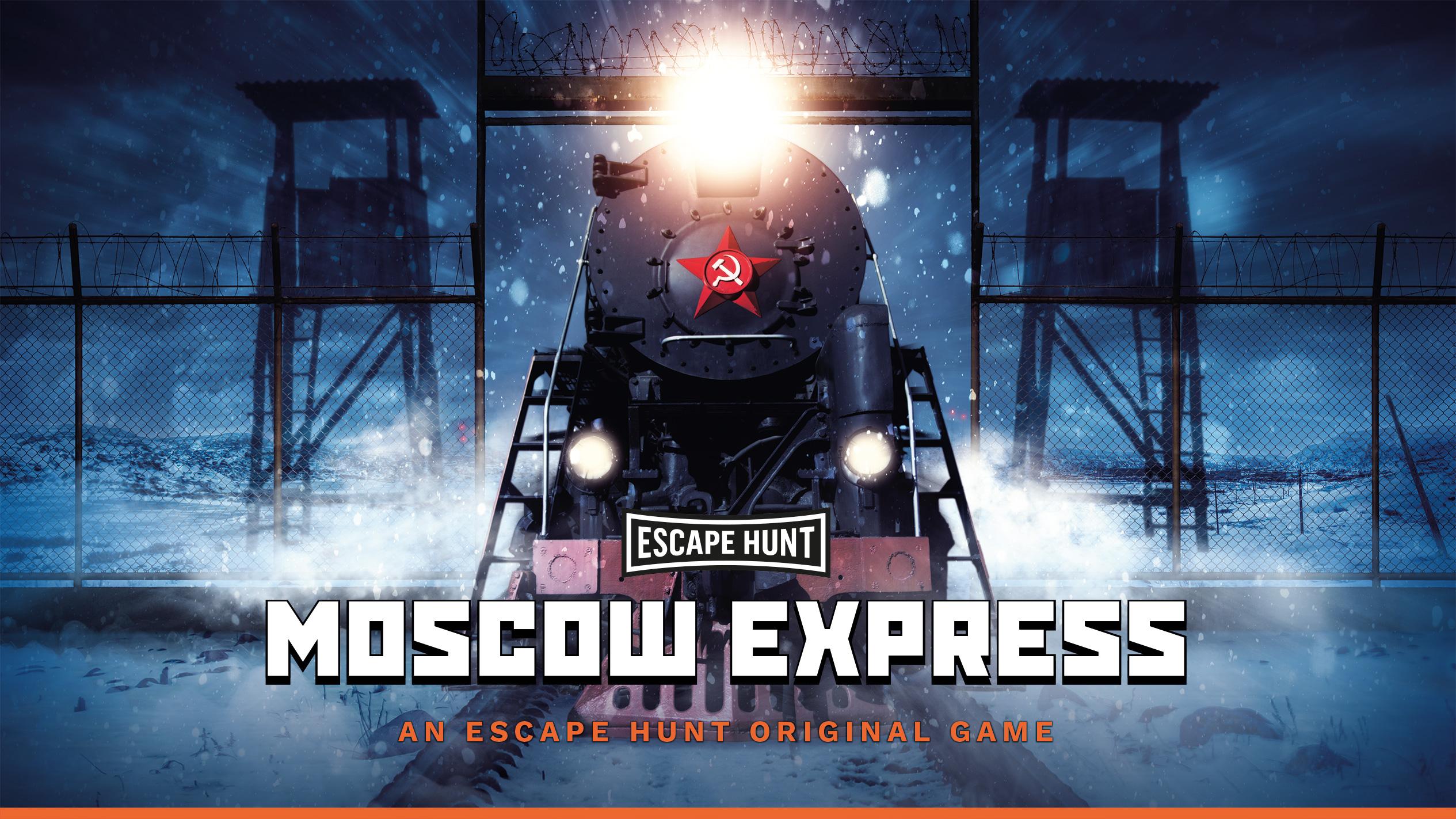 Escape Game Metz - Moscow Express
