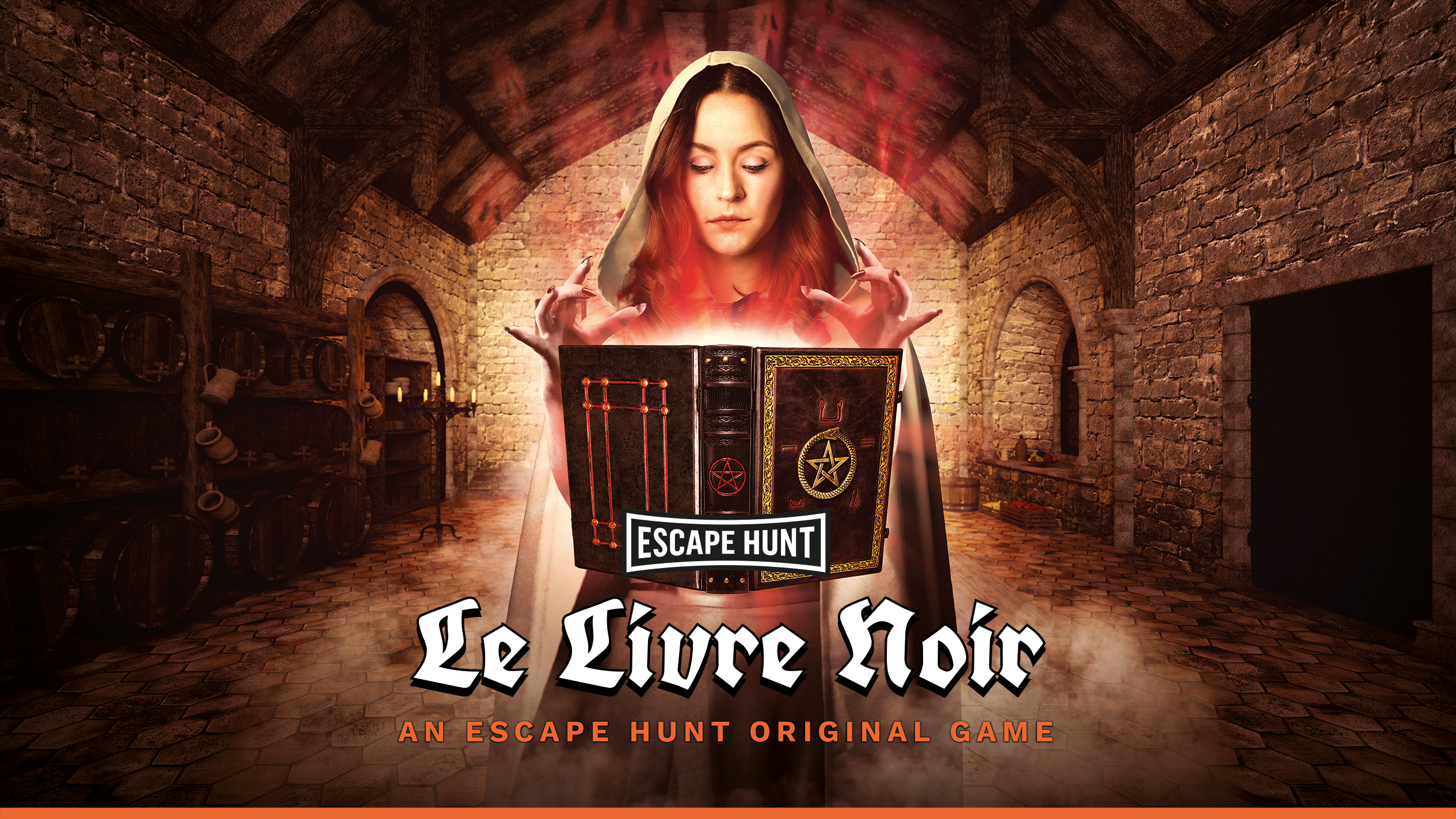Escape Game Metz - Le Livre Noir