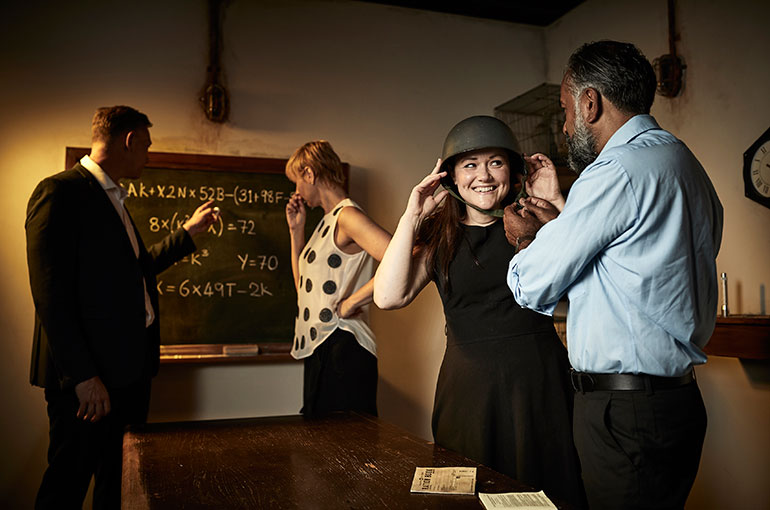 Escape Game Metz - Corporate Team Social Work Package Teambuilding