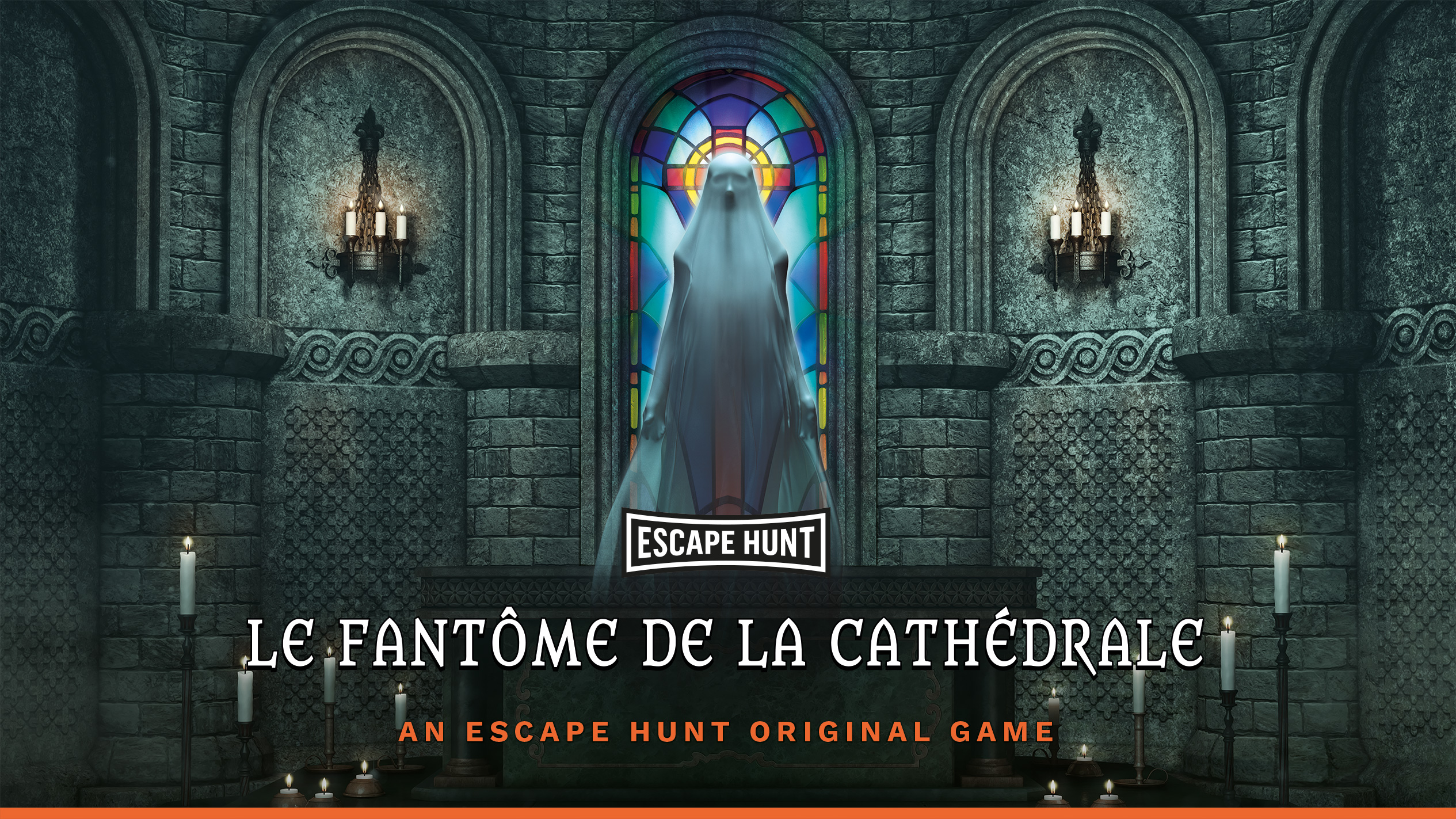 Escape Hunt Clermont Ferrand - Escape Game Clermont Ferrand Le Fantome De La Cathedrale
