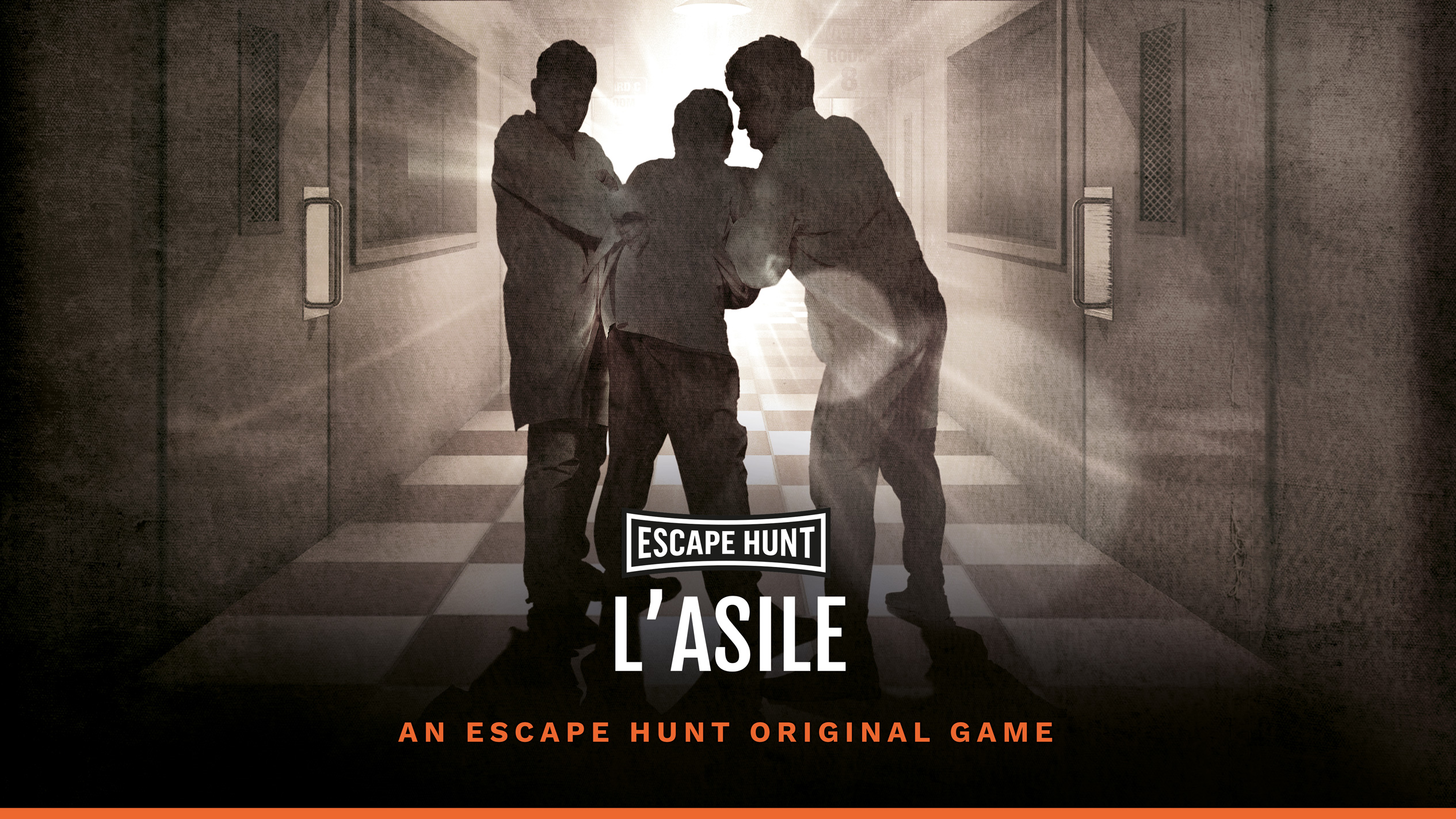 Escape Hunt Clermont Ferrand - Escape Game Clermont Ferrand L'asile